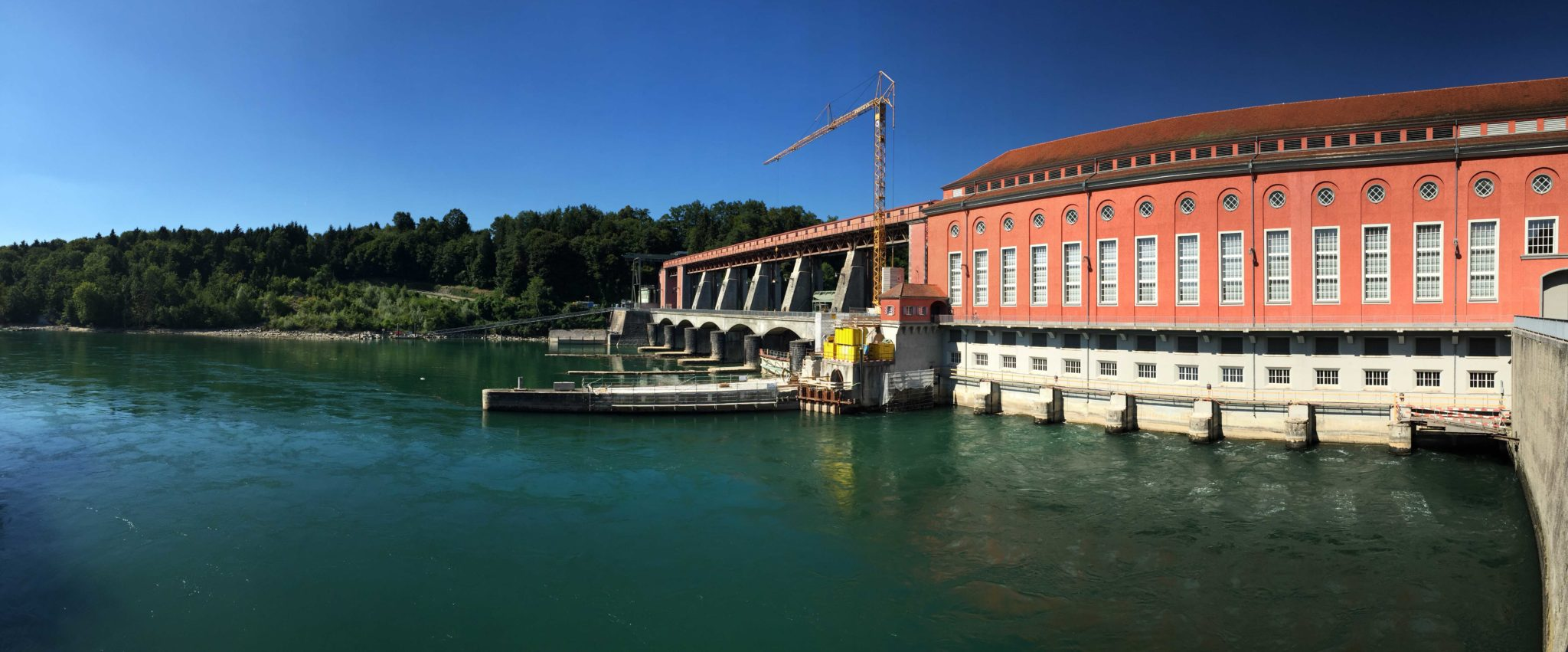 Case Study: Eglisau-Glattfelden Power Plant, Switzerland