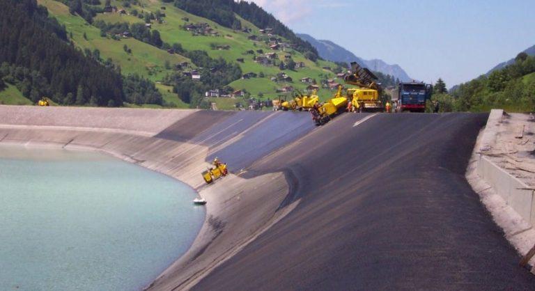 Rifa Reservoir, Austria