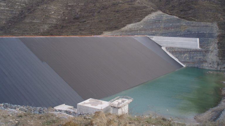 Terroba Dam, Spain