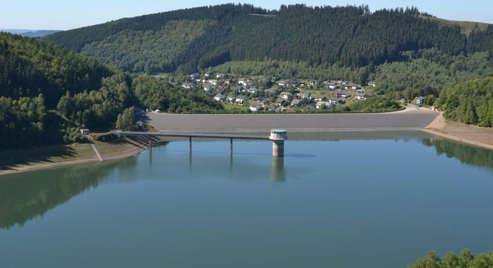 Case Study: Obernau Dam, Germany