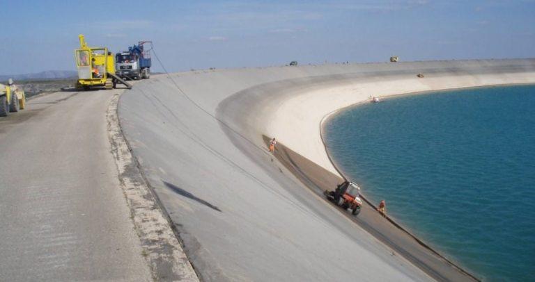 La Muela Reservoir, Spain