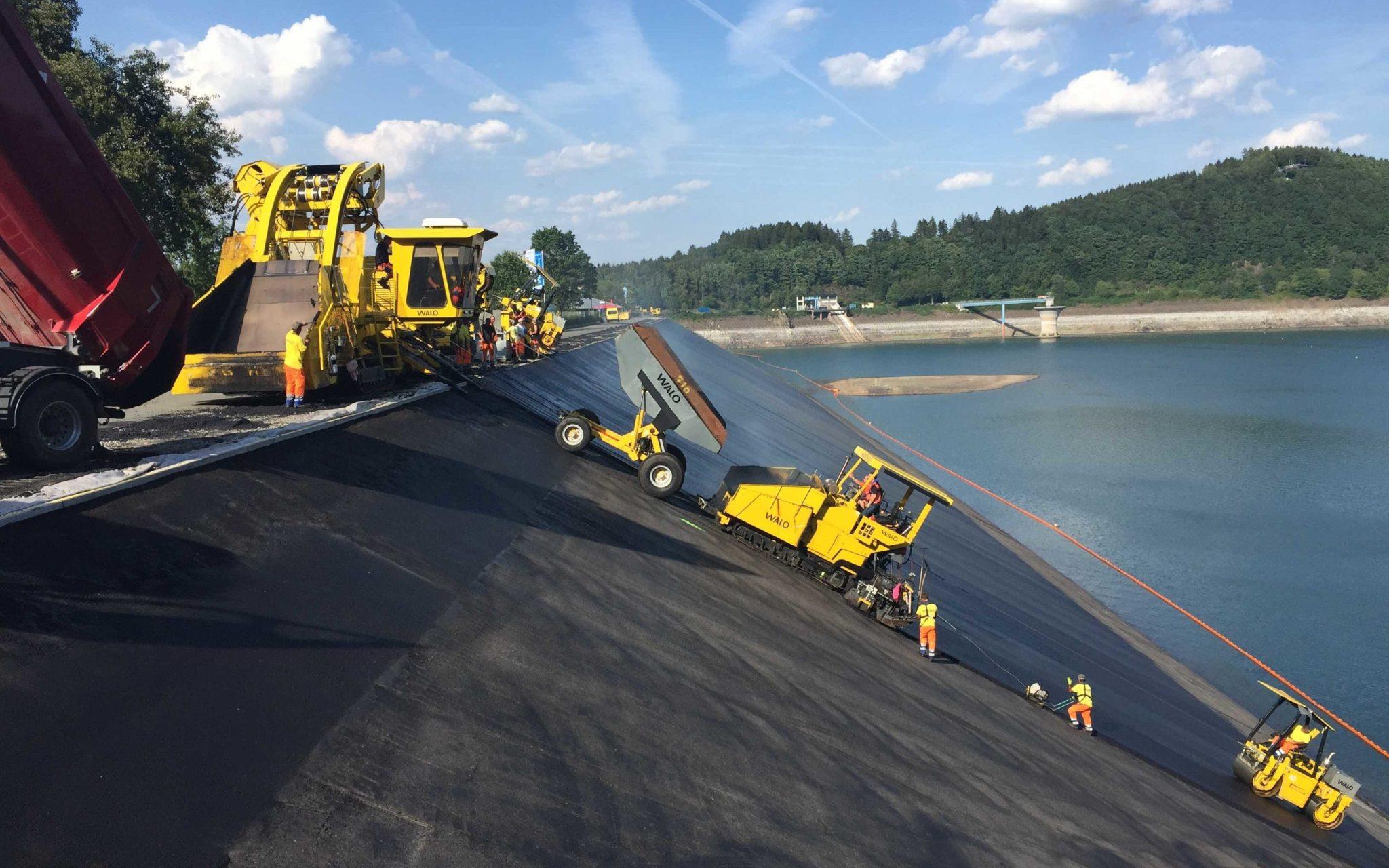 Case Study: Bigge Dam, Germany