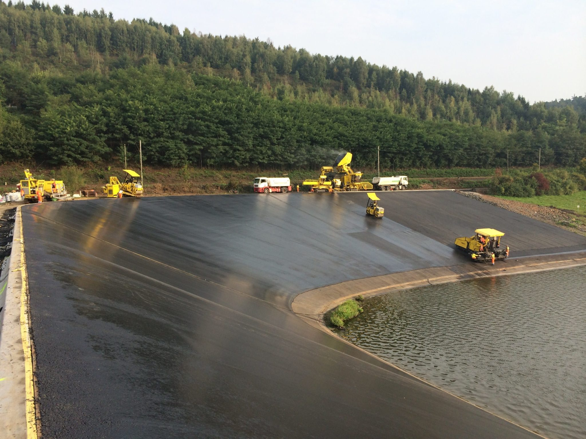 Case Study: Kinzig Dam, Germany