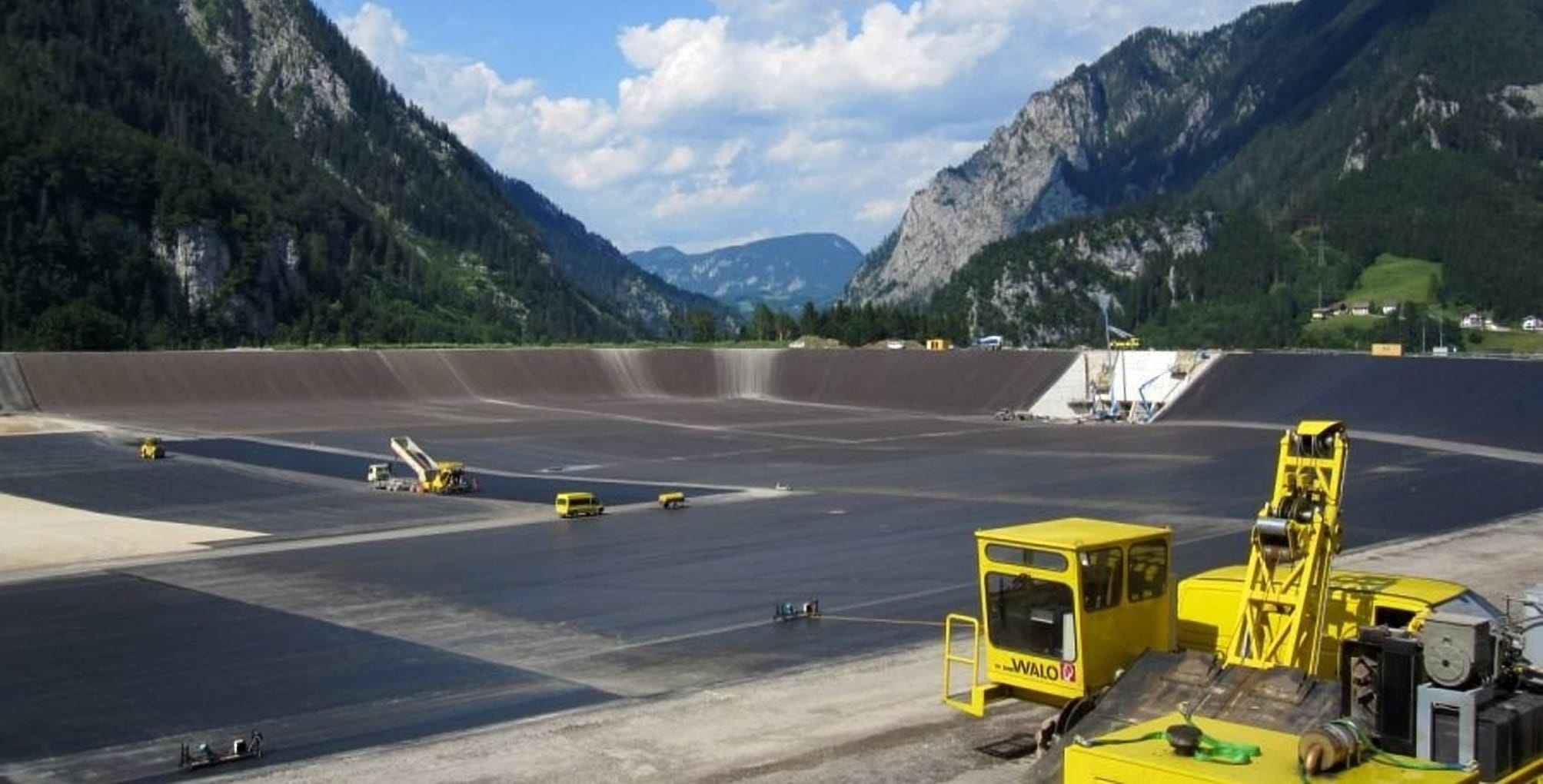 Case Study: Wag Reservoir, Austria