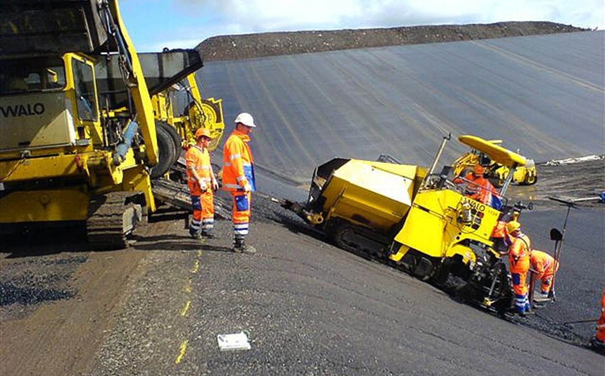 Case Study: Cottonmount Landfill, United Kingdom