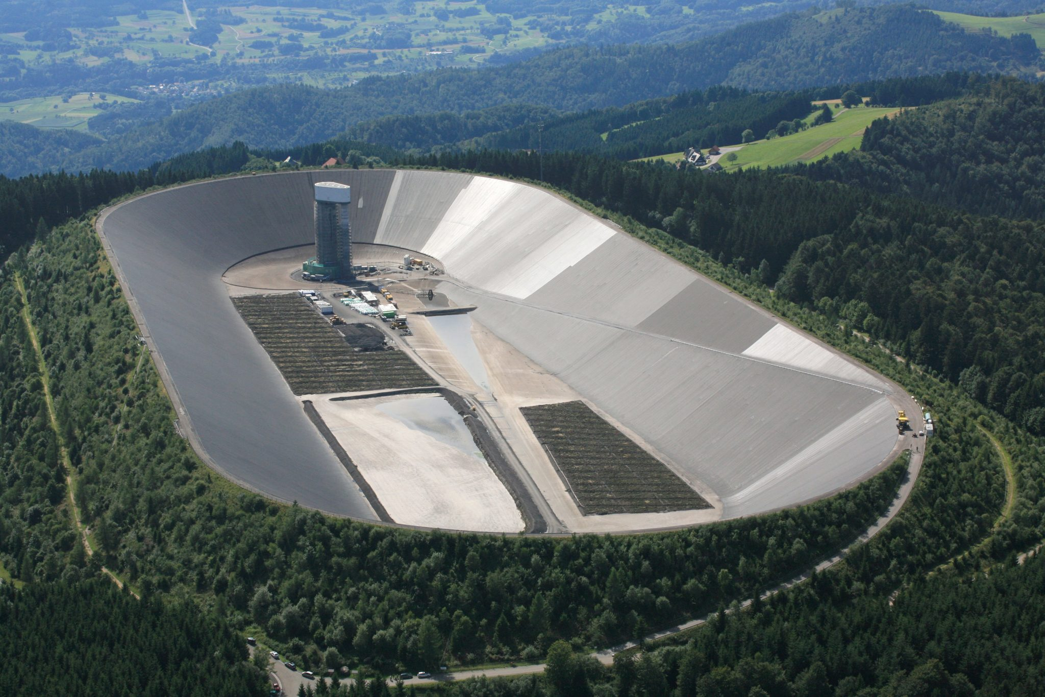 Case Study: Hornberg Reservoir, Germany