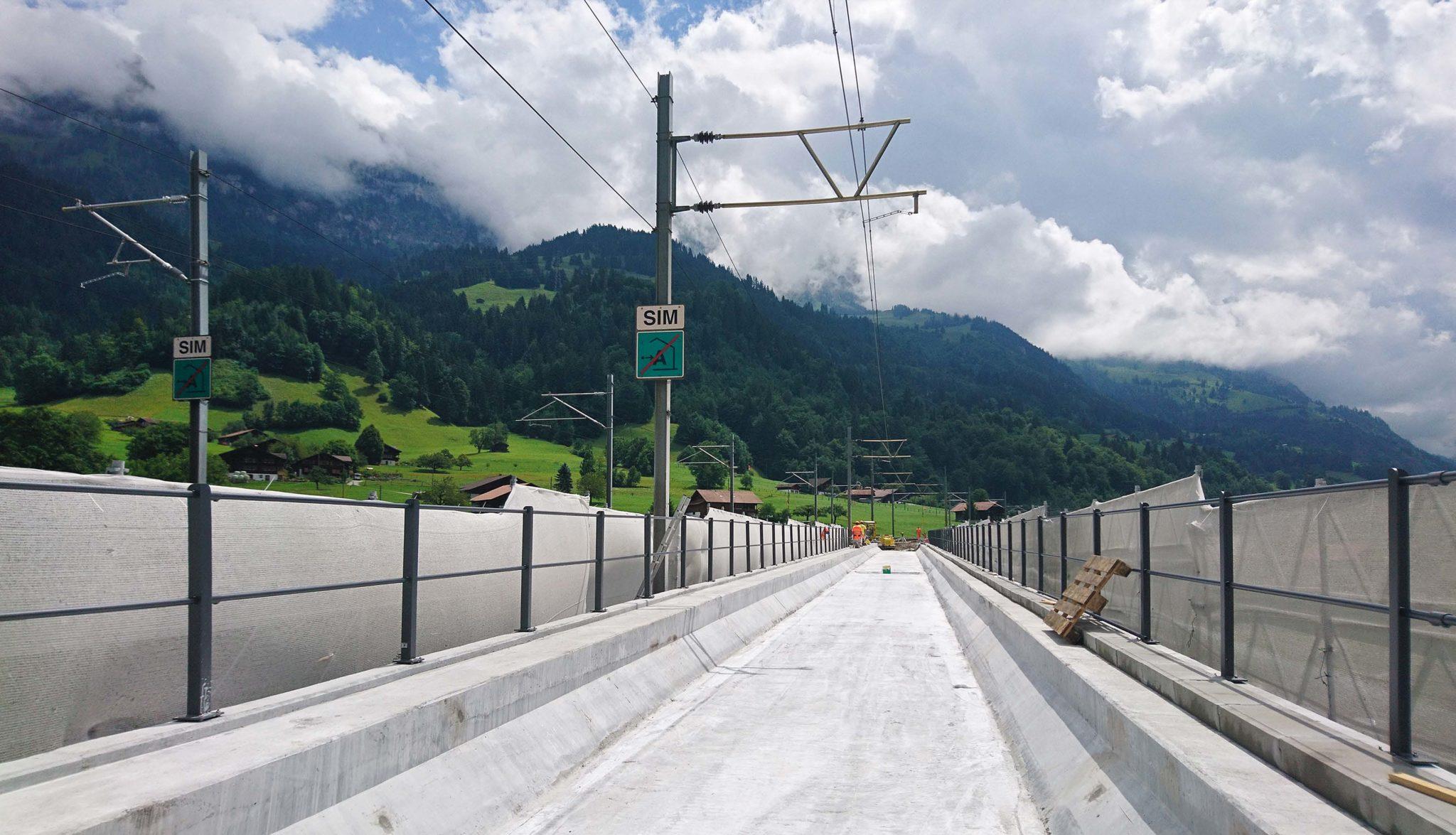 Case Study: Kander Viaduct, Switzerland